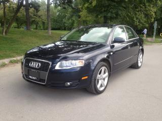 Used 2007 Audi A4 3.2L for sale in Toronto, ON