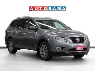 Used 2016 Nissan Pathfinder SV 4WD Backup Cam 7 Passenger for sale in Toronto, ON