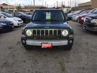 Used 2007 Jeep Patriot Limited 4 Dr Auto for sale in Etobicoke, ON
