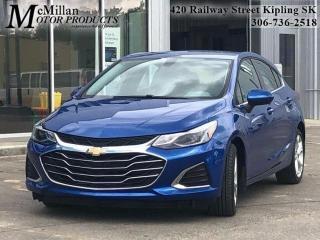 Used 2019 Chevrolet Cruze Premier for sale in Kipling, SK