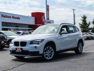 Used 2015 BMW X1 28I|NO ACCIDENTS for sale in Burlington, ON