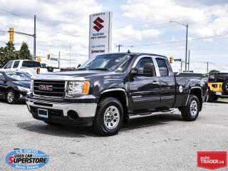 Used 2011 GMC Sierra 1500 SLE Extended Cab 4x4 for sale in Barrie, ON