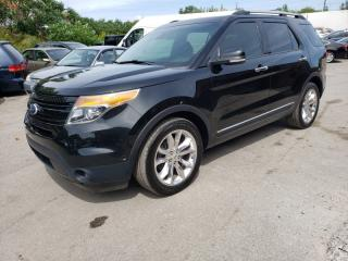 Used 2015 Ford Explorer 4WD 4dr Limited for sale in Toronto, ON