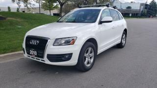 Used 2010 Audi Q5 quattro 4dr 3.2L Premium | 1 Owner | Pano-Roof | B&O Audio for sale in Vaughan, ON