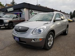 Used 2011 Buick Enclave CX AWD for sale in Bloomingdale, ON