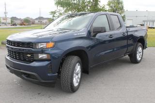 Used 2019 Chevrolet Silverado 1500 Custom for sale in Carleton Place, ON