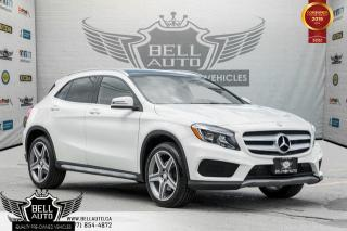 Used 2016 Mercedes-Benz GLA GLA 250, AWD, NO ACCIDENT, NAVI, BACK-UP CAM, BLINDSPOT, SOLD for sale in Toronto, ON