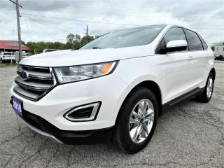Used 2018 Ford Edge SEL | Navigation | Panoramic Roof | Remote Start for sale in Essex, ON