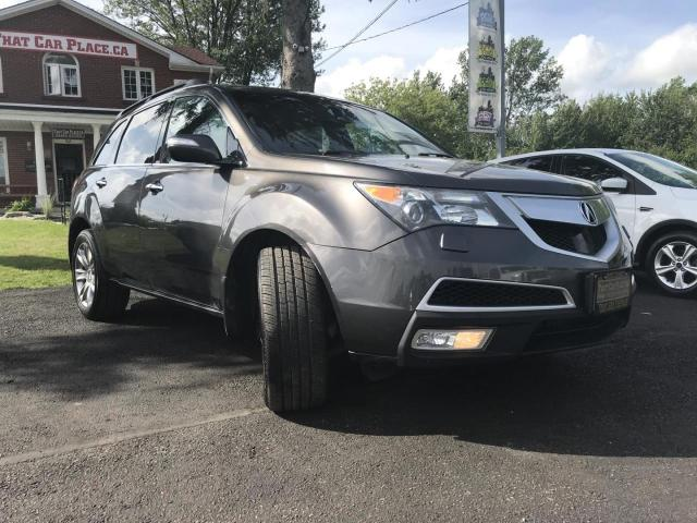 2012 Acura MDX Technology AWD-Back up Camera-Htd/Cooled Seats-Power Roof-3rd Row St-DVD-Alloys