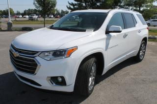 New 2020 Chevrolet Traverse Premier for sale in Carleton Place, ON