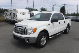 Used 2010 Ford F-150 XLT SuperCrew 5.5-ft. Bed 4WD for sale in Burnaby, BC