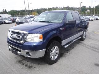 Used 2008 Ford F-150 XTR SuperCrew Short Box 4WD for sale in Burnaby, BC