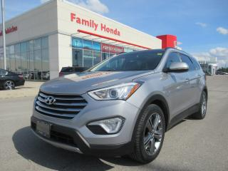 Used 2015 Hyundai Santa Fe XL NAVIGATION, SUNROOF, REVERSE CAM for sale in Brampton, ON