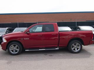 Used 2009 Dodge Ram 1500 SLT, V8 390 HP, Heated Steer & Ventilated Seats for sale in Toronto, ON