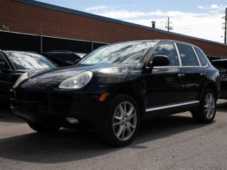 Used 2005 Porsche Cayenne S SUNROOF, Heated SEATS, Bose AUDIO, Bluetooth for sale in Toronto, ON
