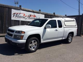 Used 2010 Chevrolet Colorado LT w/1LT for sale in Stittsville, ON