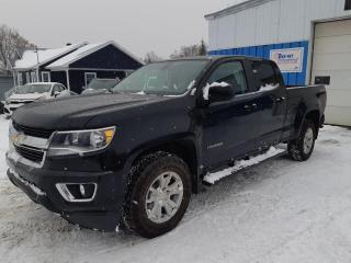 Used 2018 Chevrolet Colorado LT cabine multiplace 128,3 po 4RM for sale in St-Pierre-Les-Becquets, QC
