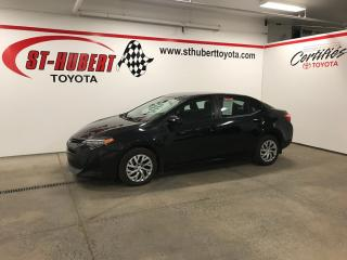 Used 2019 Toyota Corolla 2019 Toyota Corolla - LE, CAMÉRA DE RECUL for sale in St-Hubert, QC