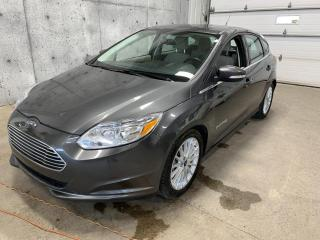 Used 2018 Ford Focus E-LECTRIC GPS CAMERA SIEGES CHAUFFANTS AUTOMATIQUE ÉLECTRIQUE for sale in St-Nicolas, QC
