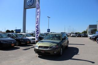 Used 2005 Subaru Outback 2.5 i for sale in Whitby, ON