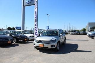 Used 2012 Volkswagen Tiguan 2.0 TSI Comfortline for sale in Whitby, ON