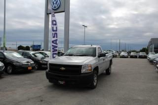 Used 2010 Chevrolet Silverado 1500 WT for sale in Whitby, ON