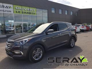 Used 2017 Hyundai Santa Fe Sport AWD 2.4L Luxury, mags, toit pano, cuir, camera for sale in Chambly, QC