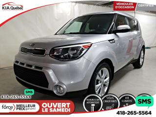 Used 2015 Kia Soul EX* AT* 23013 KM* SIEGES CHAUFFANTS* BLUETOOTH* for sale in Québec, QC