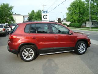 Used 2013 Volkswagen Tiguan COMFORTLINE 4Motion for sale in Ste-Thérèse, QC