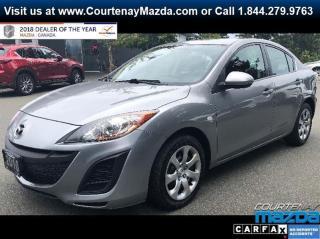 Used 2010 Mazda MAZDA3 GS 5sp for sale in Courtenay, BC
