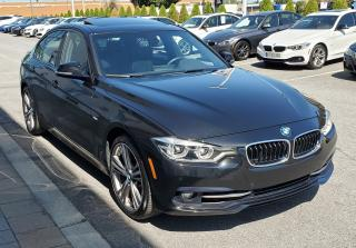Used 2016 BMW 328 LOADED HEADS UP DISPLAY for sale in Dorval, QC