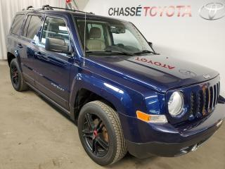 Used 2013 Jeep Patriot Limited 4x4 - Navigation - 8 Pneus 4 PNEUS ÉTÉ ET 4 PNEUS HIVER for sale in Montréal, QC