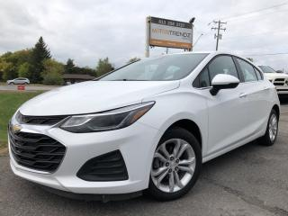 Used 2019 Chevrolet Cruze LT Hatch Automatic with Heated Seats, BackupCam, AutoStart, Apple/Android CarPlay, Bluetooth and Alloys for sale in Kemptville, ON
