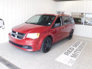 Used 2015 Dodge Grand Caravan SE/SXT for sale in Red Deer, AB