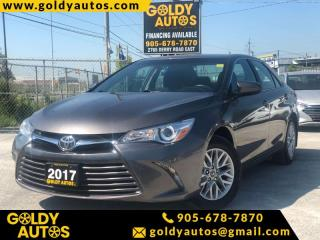 Used 2017 Toyota Camry 4dr Sdn I4 Auto for sale in Mississauga, ON