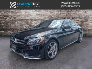 Used 2018 Mercedes-Benz C-Class Premium, Sport Package for sale in Woodbridge, ON