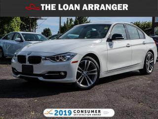 Used 2015 BMW 328i for sale in Barrie, ON