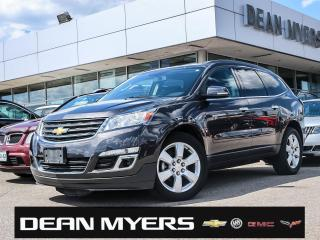 Used 2016 Chevrolet Traverse LT for sale in North York, ON