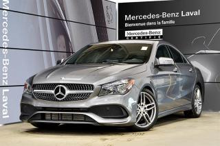 Used 2017 Mercedes-Benz CLA250 4MATIC Coupe for sale in Laval, QC