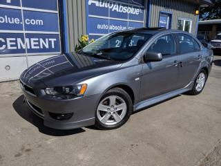 Used 2014 Mitsubishi Lancer Se + mag + toit for sale in Boisbriand, QC