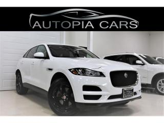 Used 2017 Jaguar F-PACE AWD 4dr 35t Premium for sale in North York, ON