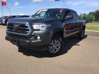 Used 2019 Toyota Tacoma SR5 for sale in Moncton, NB