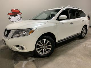 Used 2015 Nissan Pathfinder SL for sale in Owen Sound, ON