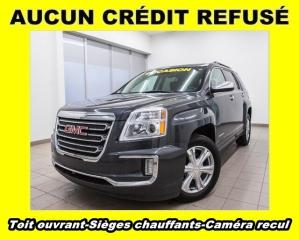 Used 2017 GMC Terrain SLE-2 AWD *TOIT* SIEGES CHAUFF *CAMERA* PROMO for sale in Mirabel, QC
