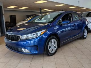 Used 2017 Kia Forte LX+ Mags *GPS Via Apps for sale in Pointe-Aux-Trembles, QC