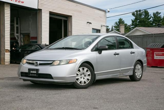 2007 Honda Civic DX-G