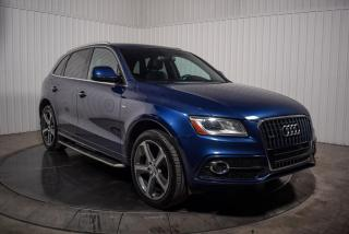 Used 2016 Audi Q5 SLINE 2.0T for sale in St-Hubert, QC