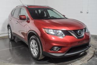 Used 2015 Nissan Rogue SV AWD A/C MAGS TOIT PANO CAMERA DE RECU for sale in St-Hubert, QC