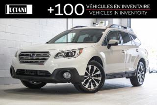 Used 2017 Subaru Outback 2017 Subaru Outback - 3.6R Limited!! cuir ,gps ! for sale in Montréal, QC