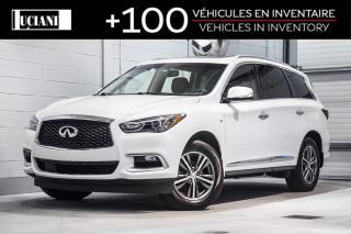 Used 2016 Infiniti QX60 2016 Infiniti QX60 - AWD!! CUIR ,CAMERA ! for sale in Montréal, QC